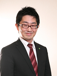 代表取締役社長 曽布川洋平